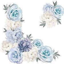 Flower Wall Decals Walldecals Com
