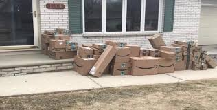 Image result for amazon packages meme