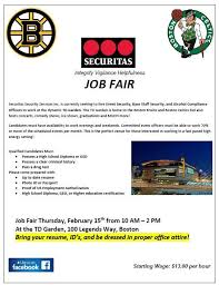 securitas usa is nowhiring event