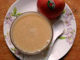apple oats porridge for es
