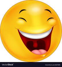 happy smiley face emoticon cartoon