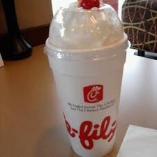 best fast food vanilla milkshakes