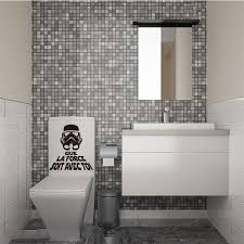 Funny Removable Bathroom Toilet Wc Door Wall Sticker Decal Thinking Room Home Furniture Diy Furniture Stickers Home Decor Items Furniture Stickers