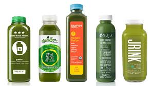 5 grab and go green juices that are