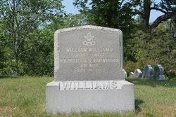 Priscilla Simmons Saunders Williams (1838-1913) - Find A Grave Memorial