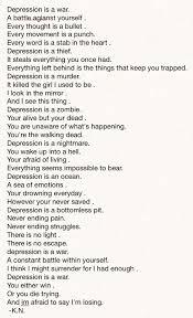 hopelessness poems