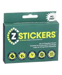 Z Fence Natural Mosquito Repellent Stickers Pack Of 30 Best Price And Reviews Zulily