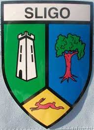 Irish Decal Sligo Coat Of Arms