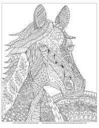 Tien Keer Een Paard Van Sinterklaas Knutselen Horse Coloring
