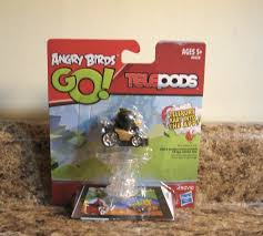 Angry Birds GO TELEPODS Black Bird Go Kart NEW - Angry Bird Gifts ...