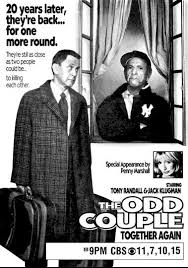 The Odd Couple: Together Again (1993) - Movie | Moviefone