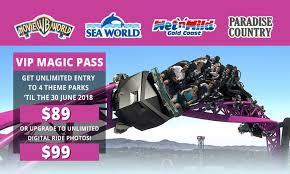 village roadshow theme parks adelaide
