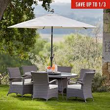 save on garden furniture at argos