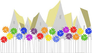 Rainbow Fence Stock Illustrations 1 027 Rainbow Fence Stock Illustrations Vectors Clipart Dreamstime