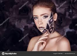 images steunk makeup and hair