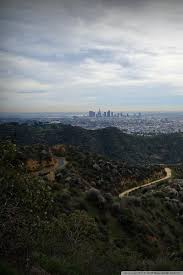 brush canyon trail and downtown los