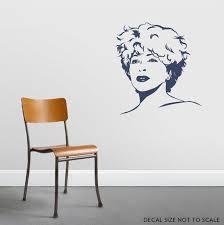 Tina Turner Wall Decal