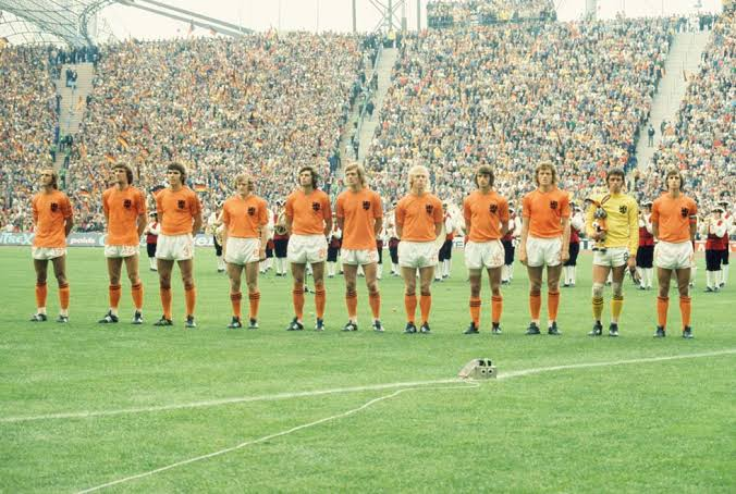 Image result for holland 1974 world cup""