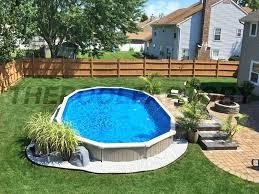 swimming pool pool garden designs perth