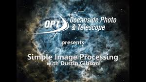 Simple Image Processing with Dustin Gibson- OPT - YouTube