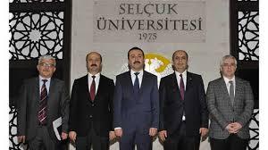 Selçuk Üniversitesi Yüksek lisans eğitimi verecek - Yeni Meram