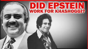 Did Epstein Work For Famed Playboy Arms Dealer Adnan Khashoggi? - YouTube
