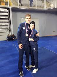 ADELINE MAY (-48kg) ET CHARLES DENIS... - NICE BOXING Team Frank May |  Facebook