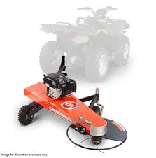 Dr Tow Behind Grass Trimmer Mower Ideal For Trimming Along Fences Walls And Roadsides