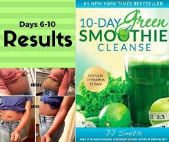 10 day green smoothie cleanse results