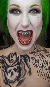 how to do joker makeup squad saubhaya