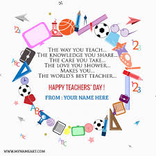 world teachers day greeting cards edit