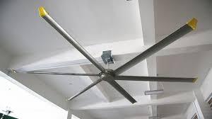 hvls large industrial ceiling fan id