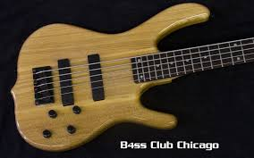 Ken Smith KSD Burner 5 Natural Bass