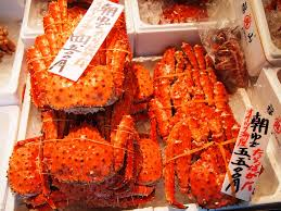 With Prices Lower, Japanese King Crab ...