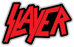 Slayer Band Metal Music Red Car Bumper Window Sticker Decal 6 X3 For Sale Online Ebay