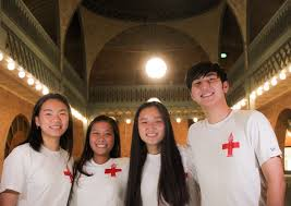 Executive Committee — American Red Cross at Cal