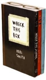 Wreck This Box: Keri Smith's Activity Books for Grown-Ups – Brain Pickings