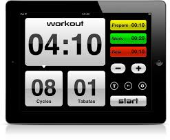 tabata pro tabata timer for iphone