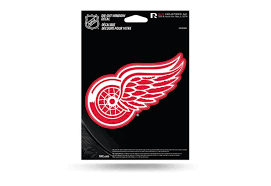 Detroit Red Wings Window Decal Sticker Officially Licensed Nhl Custom Sticker Shop