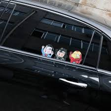 Superman Family Car Decals