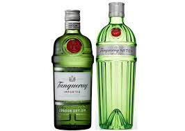 the difference between tanqueray gin