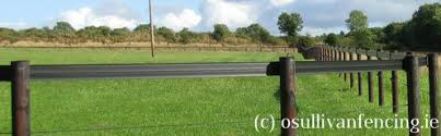 Proudly Offer Specialist Horse Fencing Options In Munster Stud Railings Post Rail Creosote Post Rail Electric Barbed And Equine Fencing Systems Nationwidepaddock Fencing Osullivanfencing Ie
