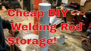 diy welding rod holder you