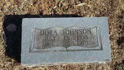 Dora Johnson (1898-1978) - Find A Grave Memorial