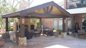 increte of houston custom patio pavillions