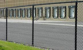 Commercial Chain Link Fences