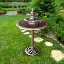 vintage spring water fountain cordless