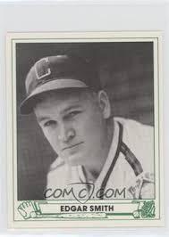 1984 TCMA 1946 Play Ball - [Base] #13 - Edgar Smith