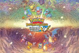 Pokémon Donjon Mystère sur Switch : Explorez-les tous !