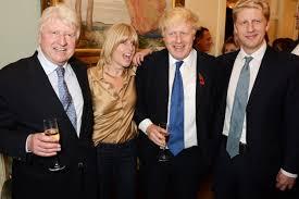 Boris Johnson have as Jo Johnson ...